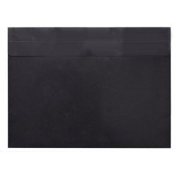 ART PORTFOLIO DURA TOTE VELCRO CLOSURE 12 X 18  BLACK