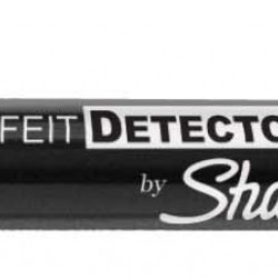 MARKERS COUNTERFEIT DETECTOR BY SHARPIE