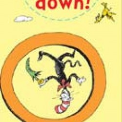 BOOKMARK 36 ct DR. SUESS READ IN A CIRCLE & UPSIDE DOWN EUREKA