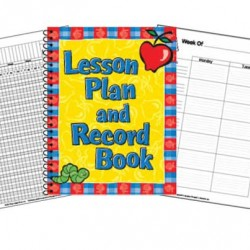 LESSON PLAN AND RECORD BOOK EUREKA