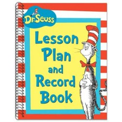 LESSON PLAN AND RECORD BOOK CAT IN THE HAT EUREKA