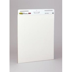 "EASEL PAD POST-IT SELF STICK 25"" X 30.5"" 30ct"