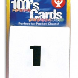 "POCKET CARDS 2"" X 2"" 100's CARDS"