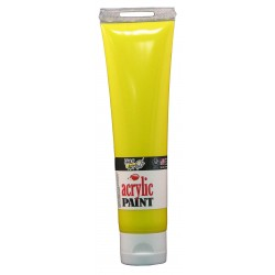 PAINT ACRYLIC HANDY ART 5 oz TUBE, CHROME YELLOW