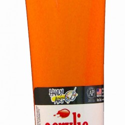 PAINT ACRYLIC HANDY ART 5 oz TUBE, CHROME ORANGE
