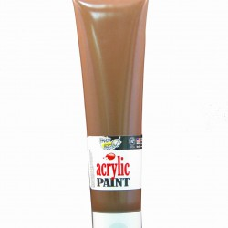 PAINT ACRYLIC HANDY ART 5 oz TUBE, BURNT UMBER