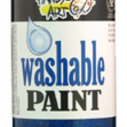 PAINT WASHABLE HANDY ART GLITTER 16 OZ BLUE