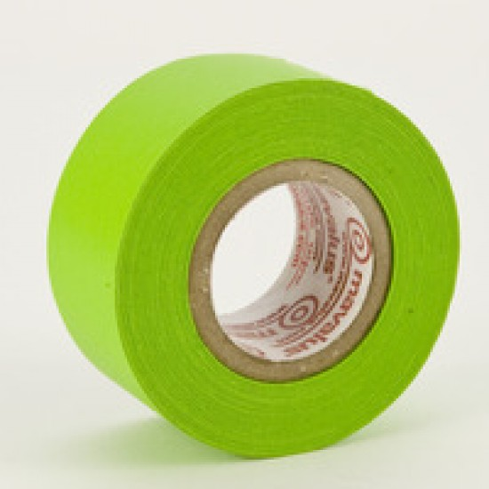 """TAPE MAVALUS 3/4"""" x 360""""  REPOSITIONABLE GREEN"""