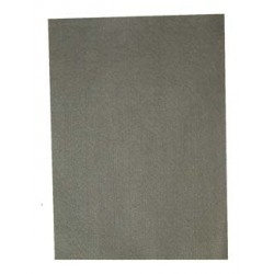 "FELT ""EASY FELT"" STIFFENED  12 X 18  GRAY"