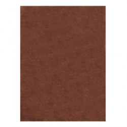 FELT  9 X 12  COCOA BROWN