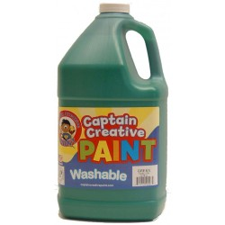 PAINT WASHABLE CAPTAIN CREATIVE Gallon Green