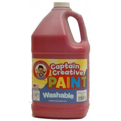 PAINT WASHABLE CAPTAIN CREATIVE Gallon Magenta