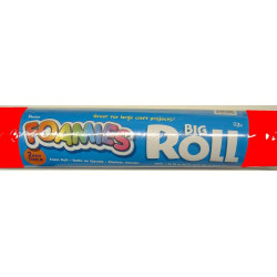 "FOAMIES ROLL 2MMTHICK 36""X60"" RED"