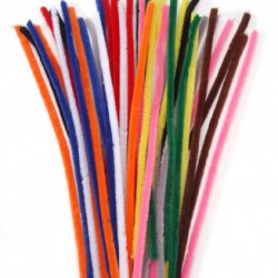 PIPE CLEANER GIANT 15MM X 50CM 40PC/PKG