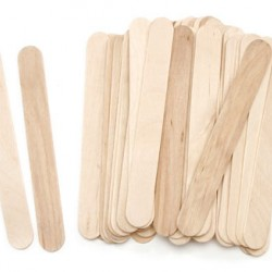 CRAFT STICKS JUMBO WOOD 500 CT