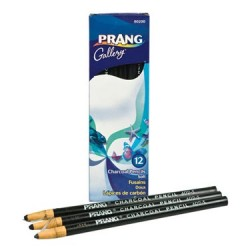 CHARCOAL PENCIL SOFT 12 CT