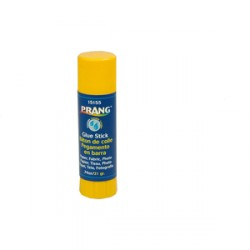 GLUE STICK PRANG  CLEAR .74OZ