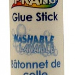 GLUE STICKS PRANG  CLEAR 12ct set .28oz