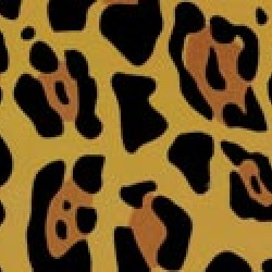 "DUCK BRAND PRINTED DUCT TAPE 1.88"" X 10yds. SPOTTED LEOPARD"