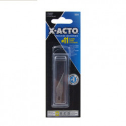 PRCISION KNIFE X-ACTO REFILL BLADES #11 5CT.
