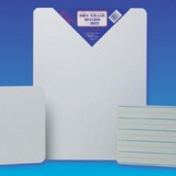 "DRY ERASE BOARD  16"" X 10"" FROM FLIPSIDE"