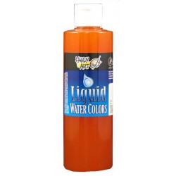 PAINT LIQUID WATERCOLORS HANDY ART 8oz  YELLOW