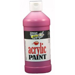 PAINT ACRYLIC HANDY ART STUDENT 16 oz MAGENTA