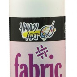 PAINT FABRIC HANDY ART 4 oz MIXING WHITE