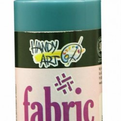 PAINT FABRIC HANDY ART 4 oz FOREST GREEN