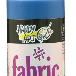 PAINT FABRIC HANDY ART 4 oz PHTHALO BLUE