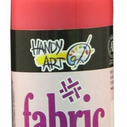 PAINT FABRIC HANDY ART 4 oz FLAG RED