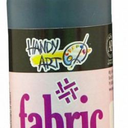PAINT FABRIC HANDY ART 4 oz CARBON BLACK