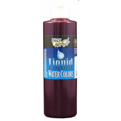 PAINT LIQUID WATERCOLORS HANDY ART 8oz  RED