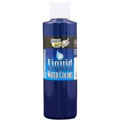 PAINT LIQUID WATERCOLORS HANDY ART 8oz  BLUE