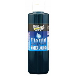 PAINT LIQUID WATERCOLORS HANDY ART 8oz  TURQUOISE