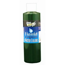 PAINT LIQUID WATERCOLORS HANDY ART 8oz  GREEN