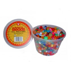 BEAD MULTI MIX                  IN CONVIENIENT TUB    10oz.