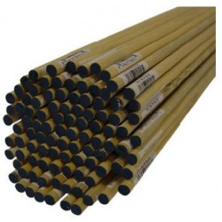 DOWEL ROD WOOD 1/4 X 36""