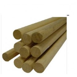 "DOWEL ROD WOOD 1"" X 36"""
