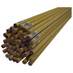 DOWEL ROD WOOD 1/2 X 36""