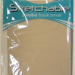BOOKCOVERS STRETCHABLE JUMBO SOLID COLORS KITTRICH BRAND