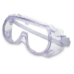 GOGGLES ADJUSTABLE SAFETY FOR KIDS & ADULTS   ANSI Z87.1