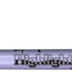 HIGHLIGHTERS CHISEL TIP LIQUIMARK 12 ct Lavender