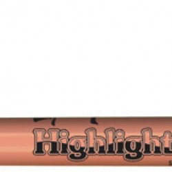 HIGHLIGHTERS CHISEL TIP LIQUIMARK 12 ct Orange