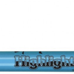 HIGHLIGHTERS CHISEL TIP LIQUIMARK 12 ct Lt. Blue