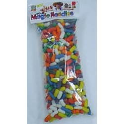 MAGIC NUUDLES BIODEGRADABLE BUILDING BLOCKS BIG BAG