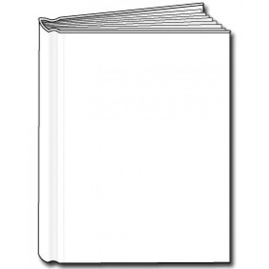 BARE-BOOKS 8.375 X 11 LARGE 28 PAGES
