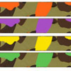 PENCIL FUN MUSGRAVE CAMO COLOR MIX