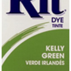 DYE RIT POWDER 1-1/8 oz. KELLY GREEN