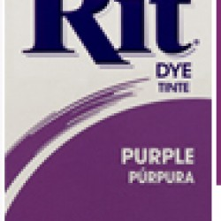 DYE RIT POWDER 1-1/8 oz. PURPLE